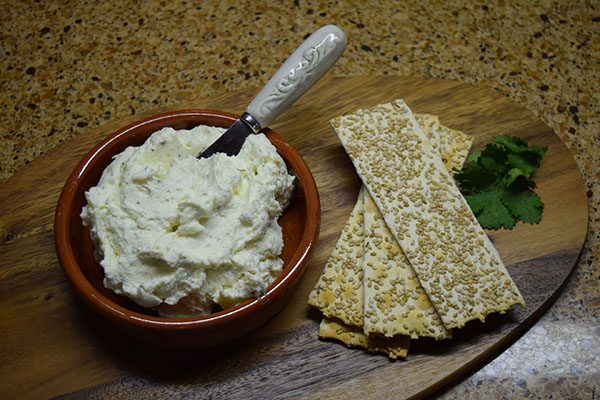 Garlic Herb Spread