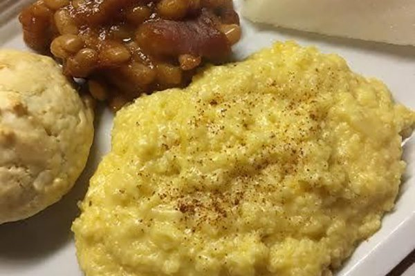 Savory Supper Grits