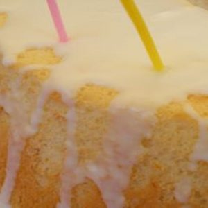Lemon Chiffon Cake is easy to make with this recipe